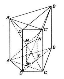 Bài 4 trang 126 SGK Hình học 11