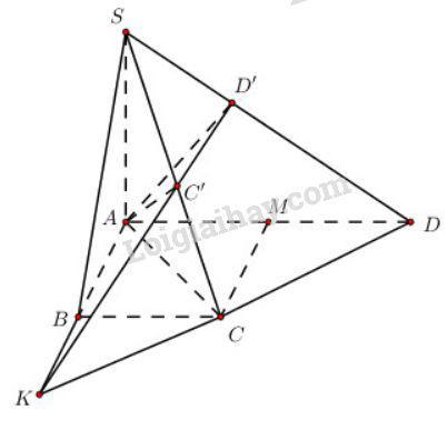 Bài 7 trang 126 SGK Hình học 11