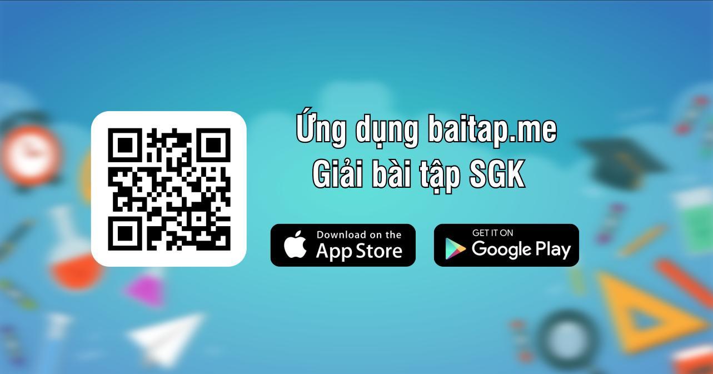 App giải bài tập | Ứng dụng giải bài tập